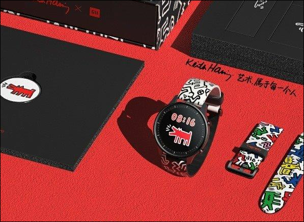 Xiaomi Watch Color Keith Haring
